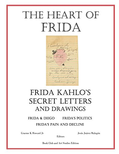 The Heart of Frida: Frida kahlo's Secret Letters and Drawings