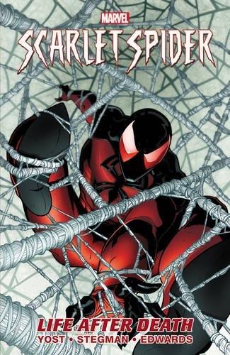 Download Scarlet Spider - Volume 1: Life After Death pdf epub