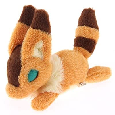 Ghibli Nausicaa - Softly Beanbag Fox Squirrel: Toys & Games