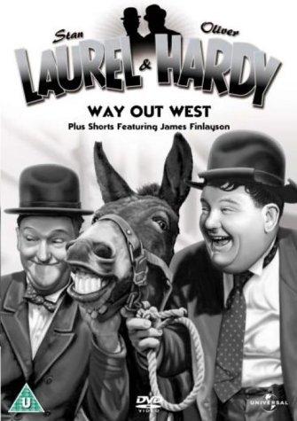 (Laurel & Hardy Volume 3: Way Out West/Shorts [Region 2] [UK Import])