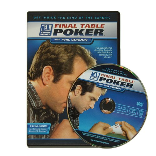 Closing Table Poker with Phil Gordon