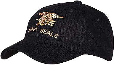 Fostex Gorra Navy Seals Commando Fuerzas Especiales de la Marina ...