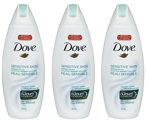 Dove Sensitive Skin Unscented Beauty