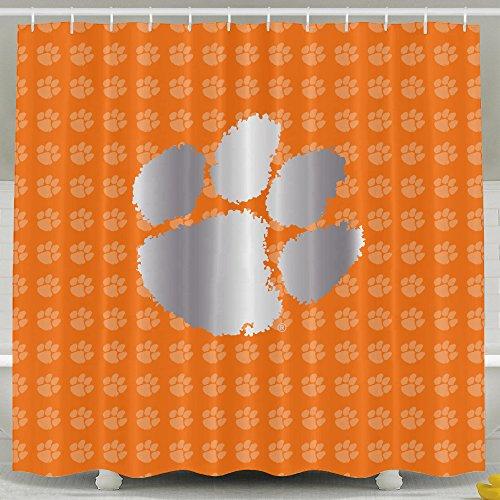 Clemson Tigers Bath Rug, Clemson Bath Rug, Clemson Bath