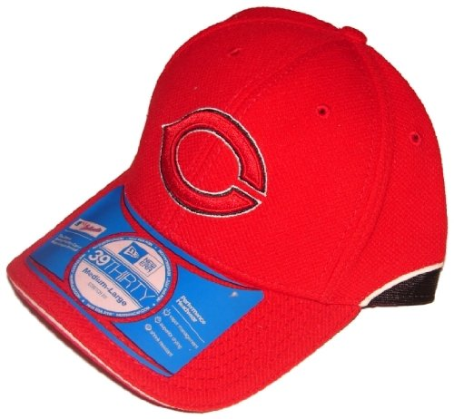 Cincinnati Reds Batting Practice Cap 39 Thirty New Era Small/Medium (Caps New Era 39 compare prices)
