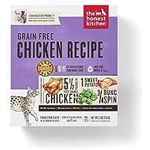 Honest Kitchen The Grain Free Chicken Cat Food Recipe, 2 lb box - Prowl