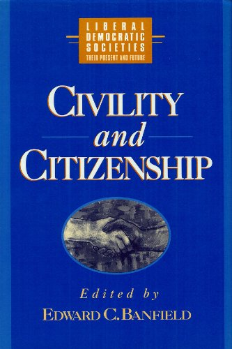 Civility and Citizenship in Liberal Democratic Societies