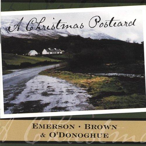 Christmas Postcard Holly - Have a Holly Jolly Christmas
