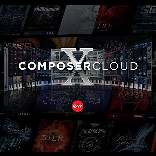 ComposerCloud [X Subscription] by EastWest Sounds