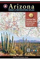Arizona Benchmark Road & Recreation Atlas Paperback