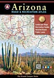 img - for Arizona Benchmark Road & Recreation Atlas book / textbook / text book