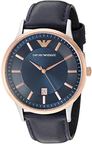 Emporio-Armani-Mens-AR2506-Dress-Black-Leather-Watch
