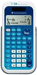 Texas Instruments (34MV/TBL/1L1) TI-34 M...