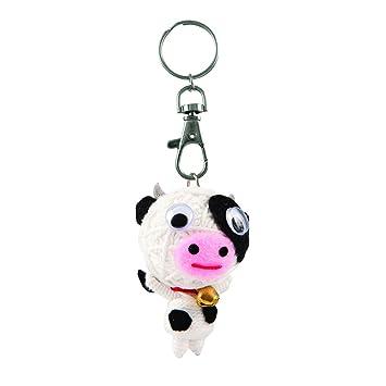 Llavero de cuerda de vaca para muñeca: Amazon.es: Hogar