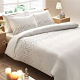 Brielle Bamboo Cascade Down Alternative Comforter, Made in USA, Full/Queen