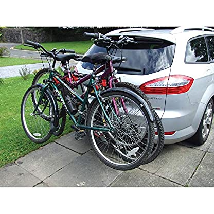 Streetwize 3 Bicycle Carrier Towball Fitting 1