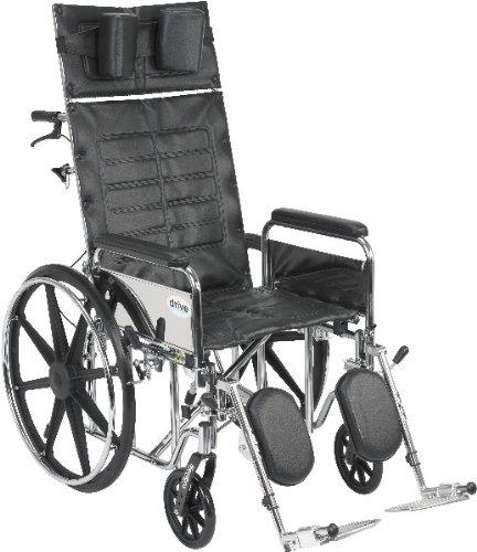 Sentra Reclining Wheelchair 1 pcs sku# 478558MA