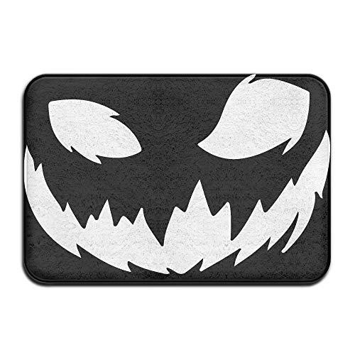 Pumpkin Halloween Indoor Outdoor Entrance Rug Non Slip Floor Mat Doormat Rugs for Home -