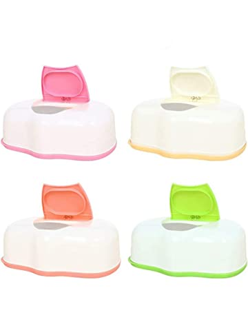 MOOUK - Estuche para pañuelos o pañuelos de bebé, Organizador de pañuelos húmedos para Uso
