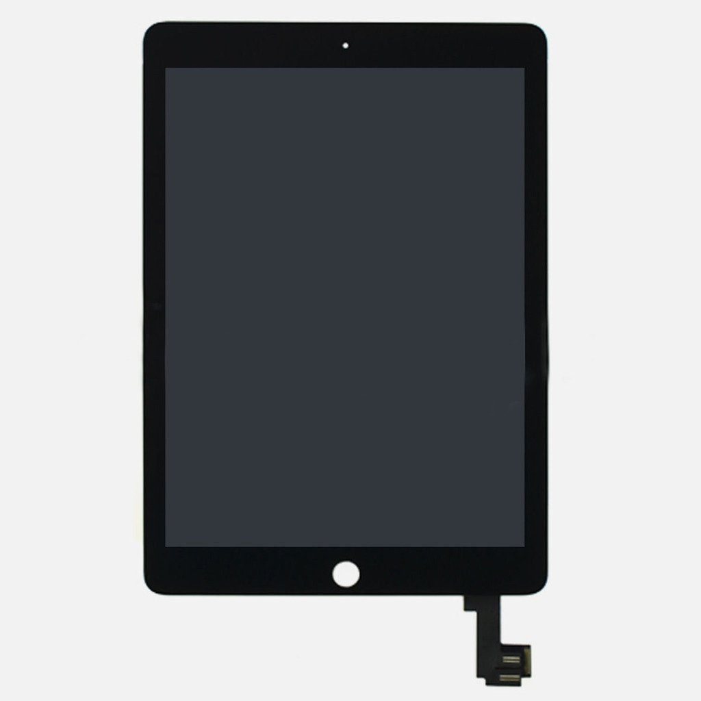 LCD display Digitizer touch screen Assembly For iPad Air 2 2nd Gen (Black)