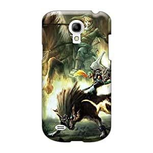 Samsung Galaxy S4 Mini Xmp19391NNmi Allow Personal Design Fashion The Legend Of Zelda Series Best Hard Cell-phone Cases -JasonPelletier