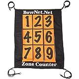 Bownet BowZoneCounter Equipo de Entrenamiento Zone Counter Target Attachment for Training Nets
