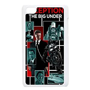 T-TGL(RQ) Ipod Touch 4 New-Printed Phone Case Inception with Hard Shell Protection