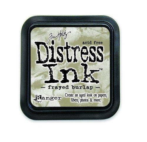 Distress Ink Frayed Burlap (Ranger Tim Holtz Distress Ink Pad, Frayed Burlap)