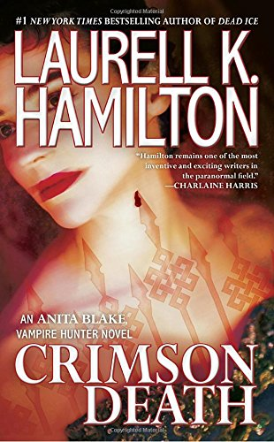 Book cover from Crimson Death (Anita Blake, Vampire Hunter)by Laurell K. Hamilton