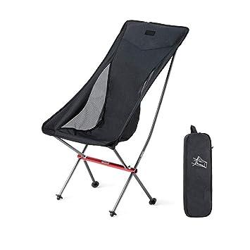 CATRP-Sillas de camping Tumbona Plegable Al Aire Libre Ligero ...