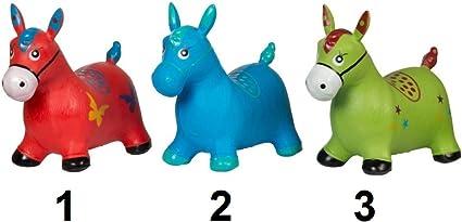 Caballo Saltarín – Balón hinchable juegos juguete niño – Mod3 ...