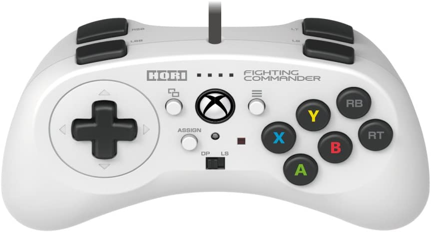 Hori - Fighting Commander (Xbox One, Xbox 360, PC): Amazon.es ...