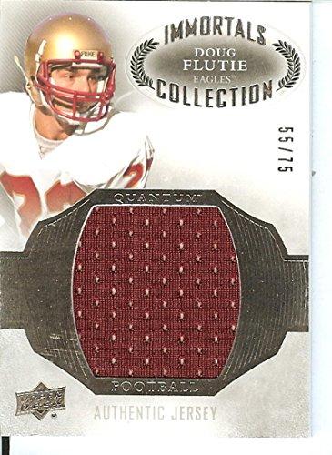 Football NFL 2013 Quantum Immortal Collection Jerseys #LC-DF Doug Flutie MEM ()