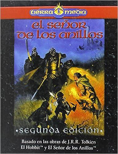 El señor de los anillos 2ª edición (Rol): Amazon.es: AA.VV: Libros