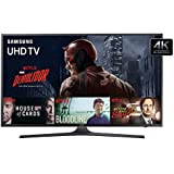 Smart TV 55 Samsung LED Ultra HD 4K - UN55KU6000GXZD (WiFi, 3 HDMI, 120Hz)