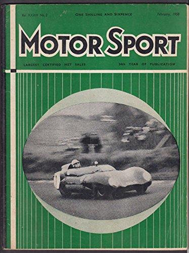 MOTOR SPORT Lotus Elite Austin Simms Hill MCC Exeter Trial Riley 1.5 + 2 - Elite Trial Ii