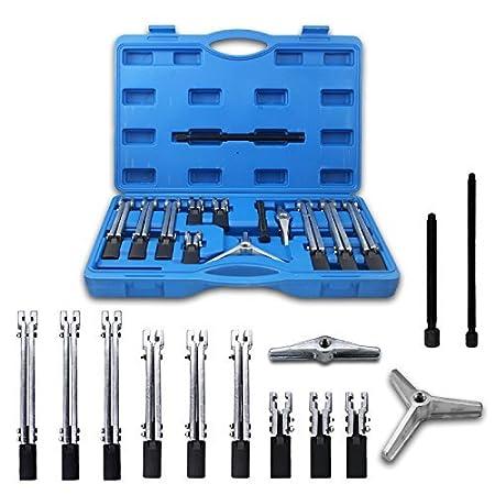 Universal Puller Bearing Puller Set 13 Pcs 2+3 Arm Indoor Outdoor Puller Set