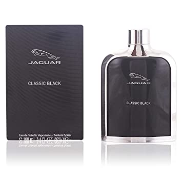 ec19ae349 Classic Black by Jaguar for Men - Eau de Toilette, 100ml: Amazon.ae