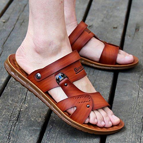 personalit ZHANGJIA uomo moda sandali da estate qXrwXBz