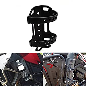 Motorcycle Drink Water Bottle Cup Holder Mount Bracket for BMW R1200GS Honda Kawasaki