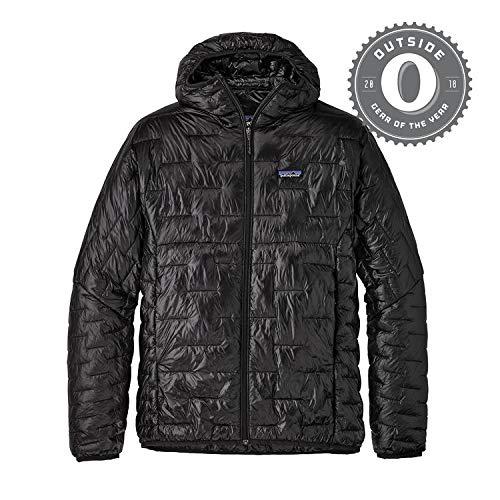 Patagonia Men's Micro Puff Hoody Black M