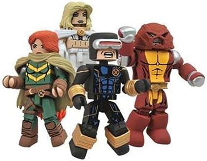 Marvel Minimates Avengers VS X-MEN Nº 2 CYCLOPE Phoenix cinq