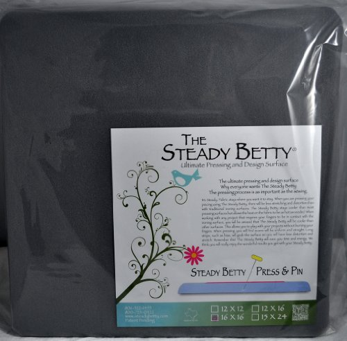 (The Steady Betty Press & Pin Board)