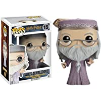 Funko - POP Movies - Harry Potter - Dumbledore (Wand)