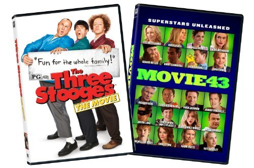 Three Stooges / Movie 43 (Two-Pack)