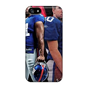 BTILj3439EIsIC Anti-scratch Case Cover HugeOfficial Protective New York Giants Case For Iphone 5/5s