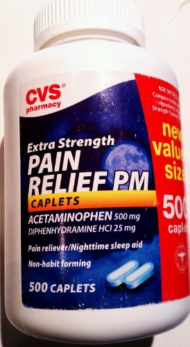 cvs-extra-strength-pain-relief-pm-pain-reliever-nighttime-sleep-aid-500-caplets-acetaminophen-500-mg