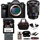Sony Alpha a9 Full Frame Mirrorless Camera w/Vario-Tessar T FE 16-35mm f/4 ZA Bundle