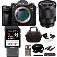 Sony Alpha a9 Full Frame Mirrorless Camera w/ Vario-Tessar T FE 16-35mm f/4 ZA Bundle
