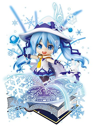 Good Smile Snow Miku: Magical Snow Ver. Nendoroid Action Figure